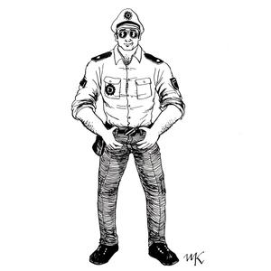 Helmut le flic