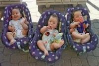 Cidal familles allemandes ont trois enfants ou plus