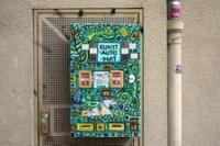 Distributeur automatique d  uvres d art en allemagne