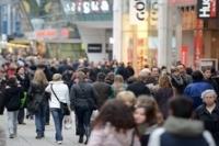 Population allemande augmente