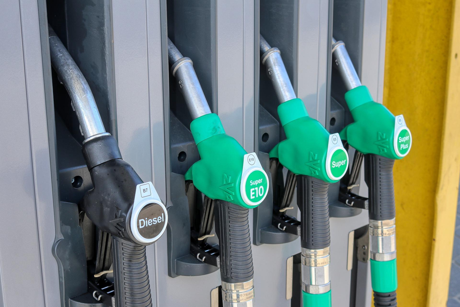 carburant allemagne