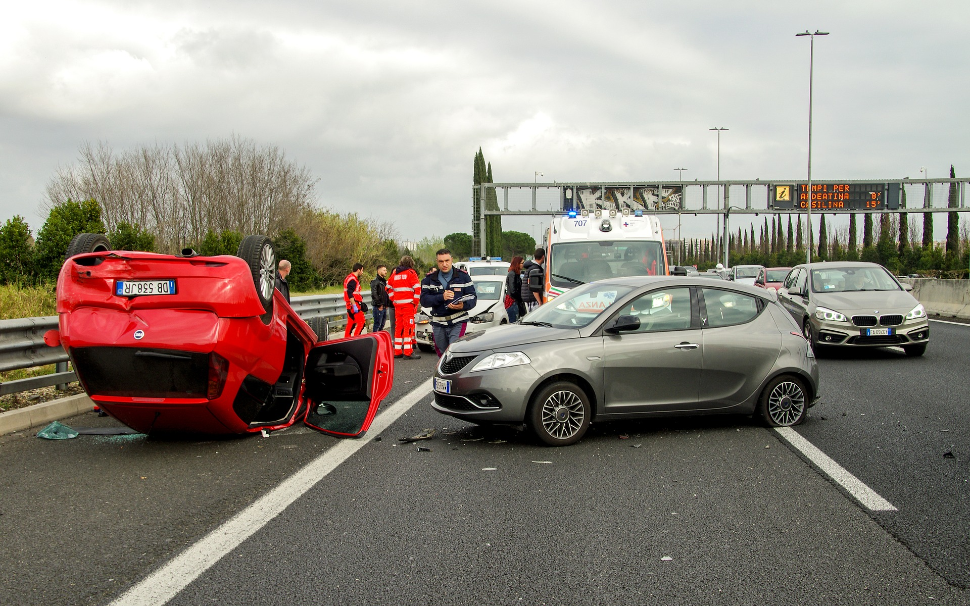 accident allemagne