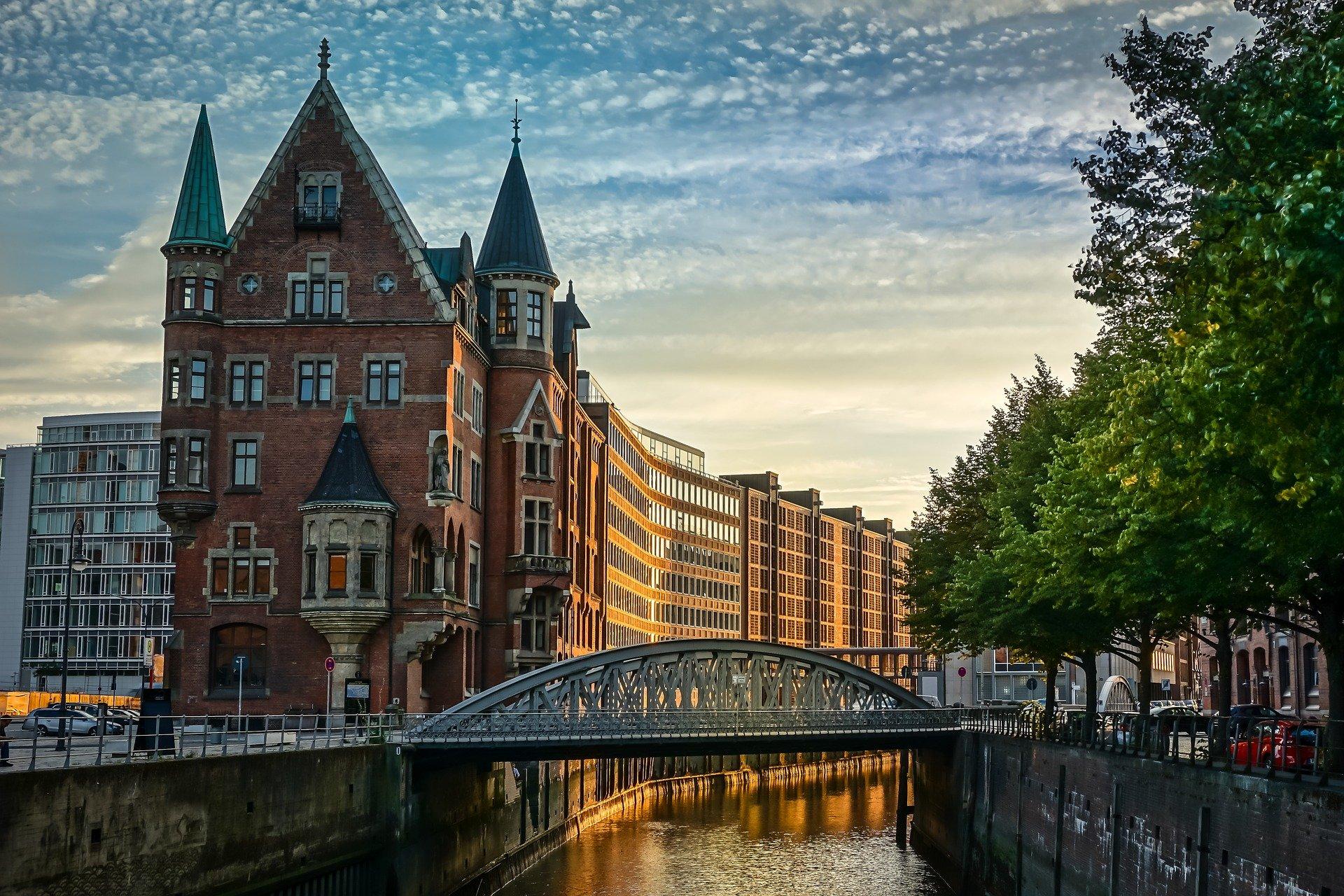 Hamburg allemagne