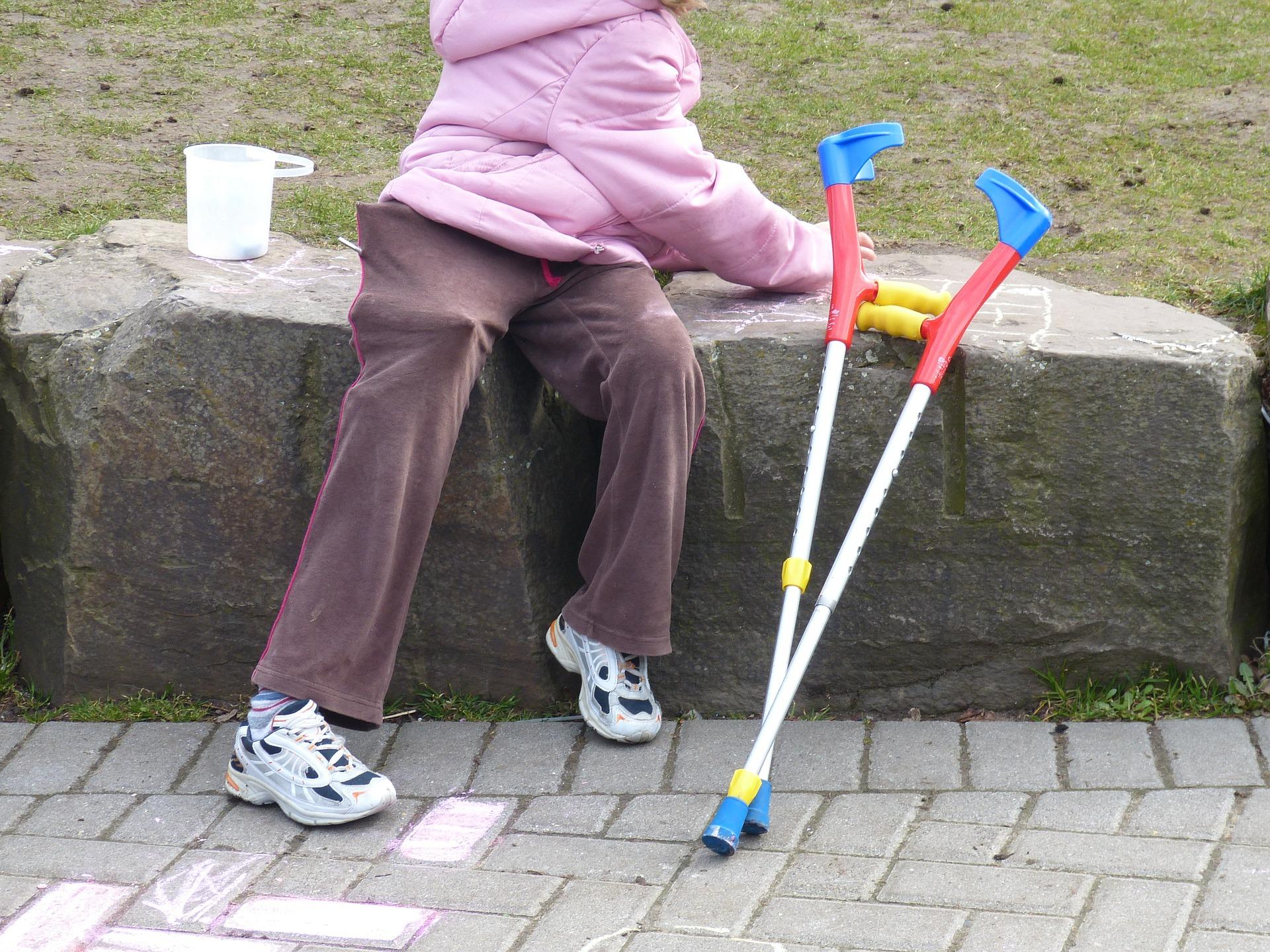 Enfants handicapés en allemagne